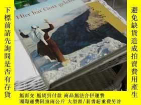 二手書博民逛書店1957年罕見上帝居住的地方 衆多高清圖片 中亞文化遺蹟盡在其中
