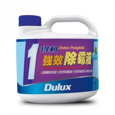 Dulux得利抗壁癌威力包 [除霉、殺菌、斬霉根、防水、抗鹼]