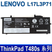 LENOVO L17L3P71 6芯 原廠電池 SB10K97617 01AV470 T480S 系列 內置電池