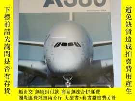二手書博民逛書店Airway世界民航雜誌罕見21世紀超級旗艦客機A380 未拆封