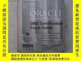 二手書博民逛書店Oracle罕見Certified Professional D