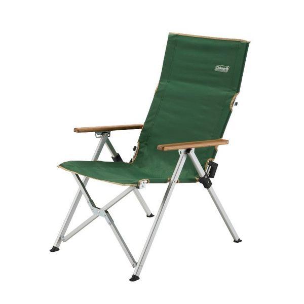 【速捷戶外】美國Coleman CM-26745 LAY躺椅(綠),休閒椅,露營椅,摺疊椅