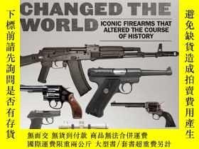 二手書博民逛書店50罕見Guns That Changed the World: