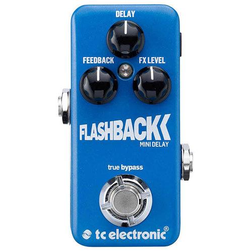 【敦煌樂器】tc electronic Flashback Mini Delay 效果器