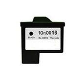LEXMARK環保墨水匣10N0016/10N0217(16/17) 黑色高容量適用X2250/X1185/X1195/X1150/X1140/X75/Z617/Z615/Z515/Z25/Z33/Z603