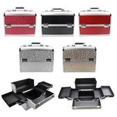 專業紋繡工具箱 多層化妝箱 手提美容美甲全套 紋繡化妝師工具箱
