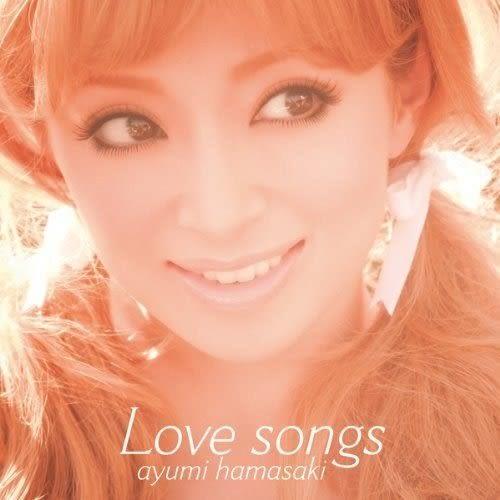 濱崎步 戀曲集 CD   ( 購潮8)