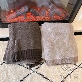 日式軟綿綿冬季加厚毛毯秋冬珊瑚絨床單辦公室毯子沙發蓋毯毛毯【小酒窩服飾】