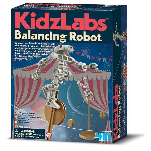 【4M】科學探索系列 - 平衡機器人 Balancing Robot 00-03364