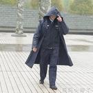 雨衣成人男女韓國時尚徒步雨披加大加厚防水衣全身戶外防水衣套裝 蘿莉小腳ㄚ