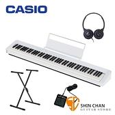 Casio PX-S1000 電鋼琴 88鍵 白色 卡西歐 PXS1000 贈 台灣製 X琴架 / 單延音踏板 / 監聽耳機
