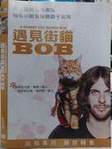 影音專賣店-P02-024-正版DVD*電影【遇見街貓】-貓奴必看電影