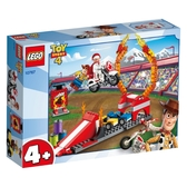 【LEGO樂高】玩具總動員系列 Duke Caboom's Stunt Show #10767