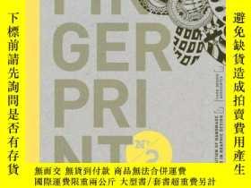 二手書博民逛書店Fingerprint罕見No. 2Y255562 Chen Design Associates How Bo