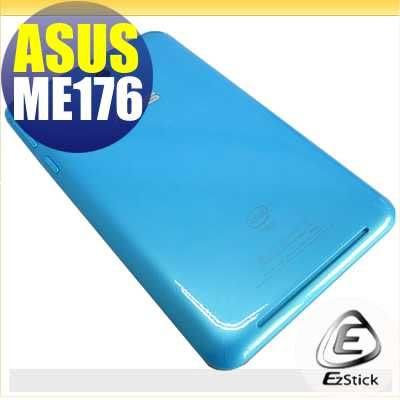 【EZstick】ASUS MeMO Pad 7 ME176 (K013) 專用 二代透氣機身保護貼(平板機身背貼)DIY 包膜