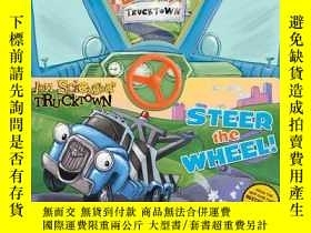 二手書博民逛書店Steer罕見the Wheel!Y362136 Michael Teitelbaum Simon &