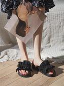 外穿拖鞋 時尚厚底外穿涼拖鞋