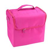 新款化妝箱 牛津料手提化妝箱 大號時尚美容箱 歐亞時尚