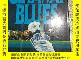二手書博民逛書店THE罕見GETAWAY BLUES WILLIAM MURRA
