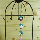 【震撼精品百貨】Doraemon_哆啦A夢~手機吊飾-3顆頭【共1款】