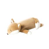 HOLA 彈力超柔造型抱枕 狐狸 45x90cm 療癒動物系列