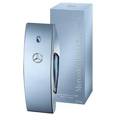 Mercedes Benz 賓士 自由藍調男性淡香水 100ml