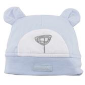 【愛的世界】北極熊造型鋪棉帽子-藍/38~40CM-台灣製- ★用品推薦