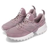 New Balance 慢跑鞋 574 NB 紫 白 麂皮鞋面 越野跑鞋 GATOR設計靈感 運動鞋 女鞋【PUMP306】 WS574TEAB