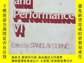 二手書博民逛書店Attention罕見and performance VIY11