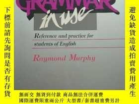 二手書博民逛書店Basic罕見Grammar in Use : Reference and Practice for Studen
