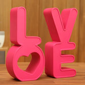 Heart LOVE書檔2入組-生活工場