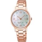 agnes b. marcello系列手寫時標經典女錶 VJ22-KMX0K BH7023X1