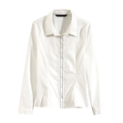 【MASTINA】簡約白領襯衫-白 05...