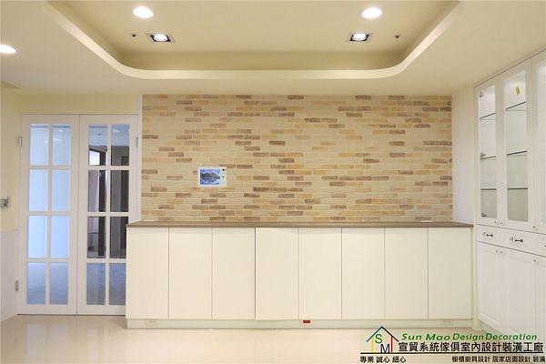 系統家具/系統櫃/木工裝潢/造型天花板/平釘天花板/工廠直營/系統家具價格/系統收納櫃-sm0232
