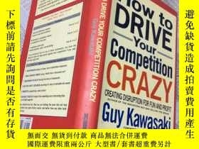 二手書博民逛書店How罕見to Drive Your Competition C