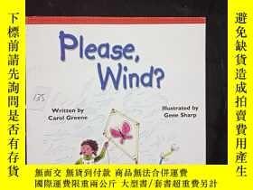 二手書博民逛書店please罕見windY12498