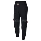 Nike 長褲 短褲 Kyrie Pant Hybrid 黑 男款 可拆式 【PUMP306】 AJ3390-010