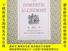 二手書博民逛書店The罕見Domestic AlchemistY19139 Pi