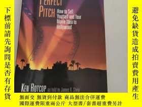 二手書博民逛書店THE罕見PERFECT PITCH: How to Sell Yourself and Your Movie I