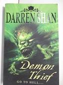 【書寶二手書T9/一般小說_GZX】Demon Thief (Demonata Series Book 2)_Darren Shan
