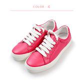ORWARE-「可水洗」柔軟舒適休閒鞋 652036-09紅