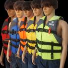 YAMAHA雅馬哈成人救生衣兒童出海船用胯帶釣魚馬甲漂流背心服 英雄聯盟