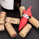 【收藏天地】文創禮品*官帽系列酒瓶塞-公主 /創意小物 紅酒 歷史 安全矽膠 送禮
