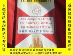 二手書博民逛書店FAILURE罕見TO CONNECTY179070 FAILURE TO CONNECT FAILURE T