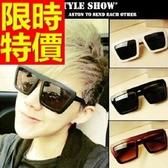 太陽眼鏡-偏光簡潔品味嚴選超輕精美抗UV男女墨鏡10色55s55【巴黎精品】