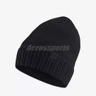 Nike 帽子 Sportwear Beanie Honeycomb 黑 男女款 毛帽 【PUMP306】 925417-010