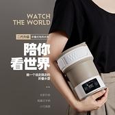 水壺 日本德國旅行可折疊電熱水壺壓縮便攜式旅游燒水壺保溫110v小家電 ww
