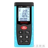 充電式手持鐳射測距儀高精度紅外線距離測量電子尺量房儀 小艾時尚NMS