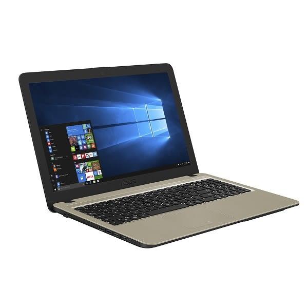 華碩 ASUS X540MA 黑 480G SSD純固態碟特仕版【N5000/15.6吋/四核心/intel/輕量/文書筆電/Win10/Buy3c奇展】X540M