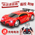 遙控汽車充電無線高速遙控車賽車漂移小汽車模電動兒童玩具車男孩 小山好物